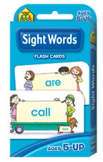 Sight Words : Flash Cards