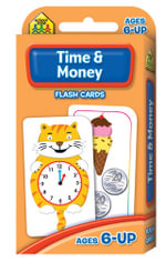 Time and Money : Flash Cards