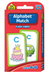 Alphabet Match : Flash Cards