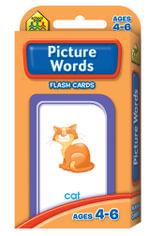 Picture Words : Flash Cards