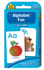 Alphabet Fun : Flash Cards