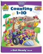 Counting 1-10 : Get Ready Deluxe Workbook - Hinkler Books Staff