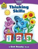 Thinking Skills : Get Ready Deluxe Workbook - Hinkler Books Staff
