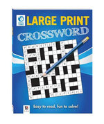 Crosswords : Large Print