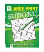 Sudoku 2  : Large Print