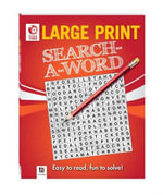 Search a Word  : Large Print