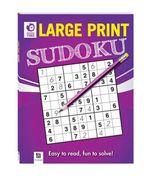 Sudoku 1  : Large Print