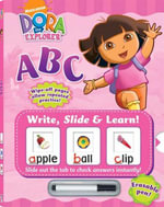 ABC : Write, Slide, Learn! - Hinkler Books Staff