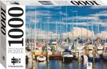 Marina  : 1000 Piece Jigsaw Puzzle - Hinkler Books