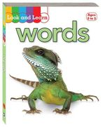 Look And Learn : Words - Hinkler Books Staff