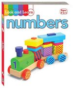 Look And Learn : Numbers - Hinkler Books Staff