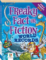 World Records : Freaky Fact or Fiction - Dianne Bates
