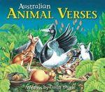 Animal Verses : Australian Picture Books - Colin Thiele