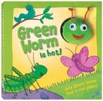 Green Worm Is Hot - Hinkler Books Staff