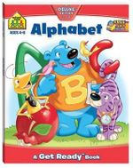 Alphabet : School Zone Get Ready Deluxe Workbooks Ser. - Hinkler Books Staff