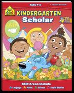Kindergarten Scholar : School Zone Scholar Deluxe Workbooks Ser. - Hinkler Books Staff