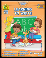 Learning to Write : Ages 4 - 6 : An I Know It! Book - Hinkler Books Staff