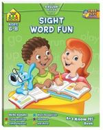 Sight Word Fun : School Zone I Know It Deluxe Workbooks - Hinkler Books Staff