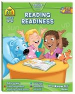 Reading Readiness : Ages 4 - 6 : An I Know It! Book - Joan Hoffman