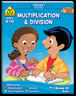 Multiplication and Division - Hinkler Books Staff