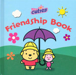Disney Cuties Friendship Book - Bella Hindle