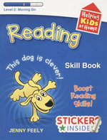 Helping Kids at Home : Reading Skill Book : Level 2 : Moving On