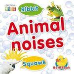 Bath Book - Animal Noises