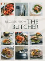 Recipes from the Butcher - Leanne Kitchen