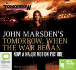 Tomorrow, When the War Began 1 - John Marsden