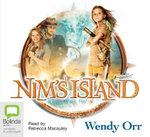 Nim's Island - Film Tie-in : 2 Spoken Word CDs - Wendy Orr