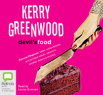 Devil's Food : A Corinna Chapman Mystery - Kerry Greenwood