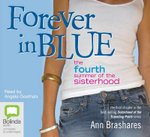Forever in Blue : 7 Spoken Word CDs - Ann Brashares