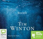 Breath - CD AUDIO - Tim Winton