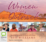 Women of the Outback : 8 Spoken Word CDs - Sue Williams