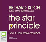 The Star Principle : 6 Spoken Word CDs - Richard Koch