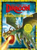 How to Train Your Dragon Deluxe Sticker Book - The Five Mile Press