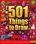 501 Things to Draw - Top That Publishing