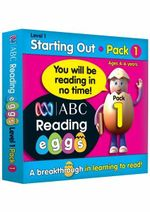 ABC Reading Eggs Pack 1 : Level 1 Starting Out - Katy Pike