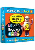 ABC Reading Eggs Pack 2 : Level 1 Starting Out - Katy Pike