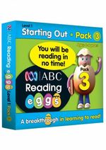 ABC Reading Eggs Pack 3 : Level 1 Starting Out - Katy Pike