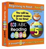 ABC Reading Beginning to Read Pack 5 : Level 2 - Katy Pike