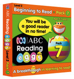 ABC Reading Eggs Beginning to Read Pack 7 : Level 2 - Katy Pike