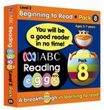 ABC Reading Eggs Beginning to Read Pack 8 : Level 2 - Katy Pike
