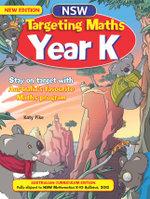 NSW Targeting Maths Student Book : Year K - Katy Pike