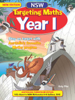 NSW Targeting Maths Year 1 : Student Book (New Edition) - Katy Pike