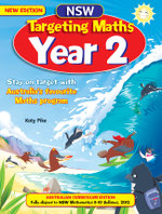 NSW Targeting Maths Year 2 : Student Book (New Edition) - Katy Pike