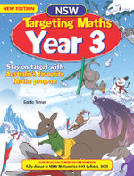 NSW Targeting Maths Year 3   : Student Book - Garda Turner