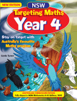 NSW Targeting Maths Student Book : Year 4 (New Edition) - Garda Turner