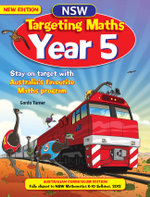 NSW Targeting Maths Student Book : Year 5 (New Edition) - Katy Pike