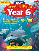NSW Targeting Maths Year 6 : Student Book (New Edition) - Katy Pike
